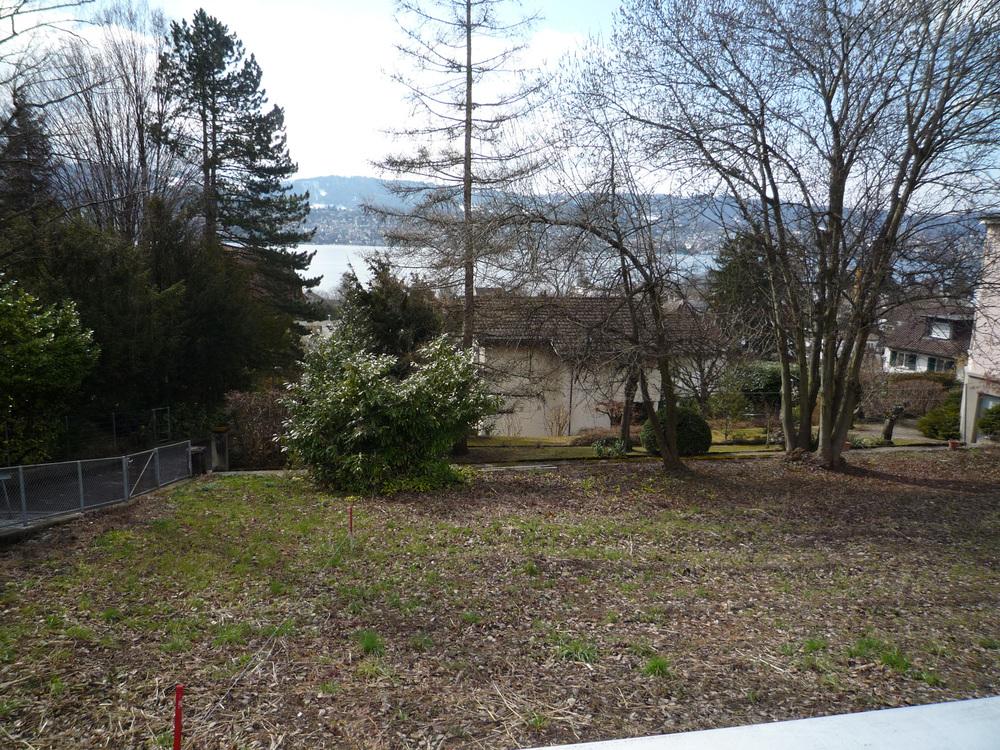 Grundstück mit Seesicht, in Erlenbach erfolgreich verkauft