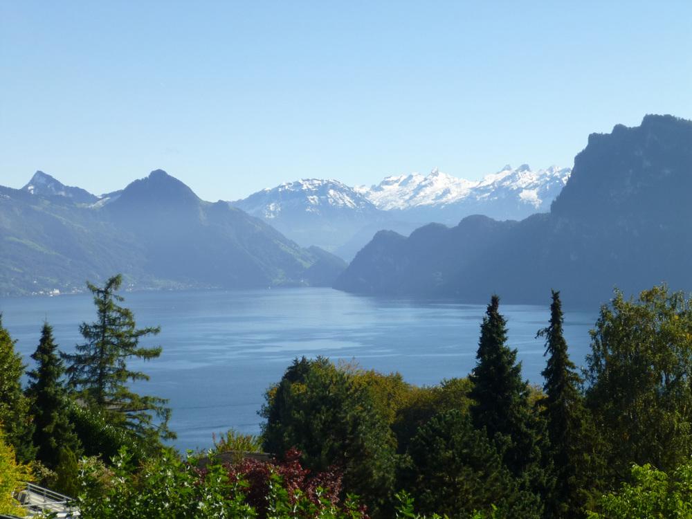 Grundstück mit See- und Bergsicht in Luzern erfolgreich verkauft