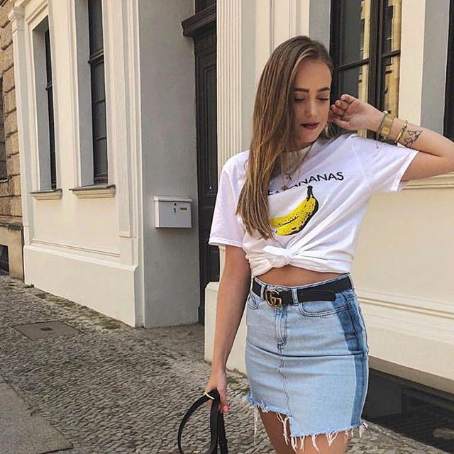 Sun is shining. Legs are out. Dolce and Bananas tee on 👌🏻 #lifestylemerchants #dolceandbananas #bananas #summer #fashion #blogger #model #sydney #bondi #ootd #fashion  www.lifestylemerchants.com