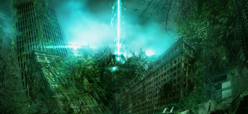 Crysis Concepts by Harvey Bunda