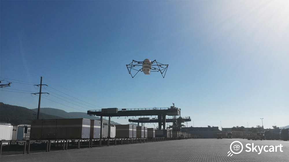 Skycart Delivery Drone