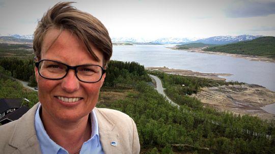 Klima- og miljøminister Tine Sundtoft. Foto: Erik Aasheim (KLD)