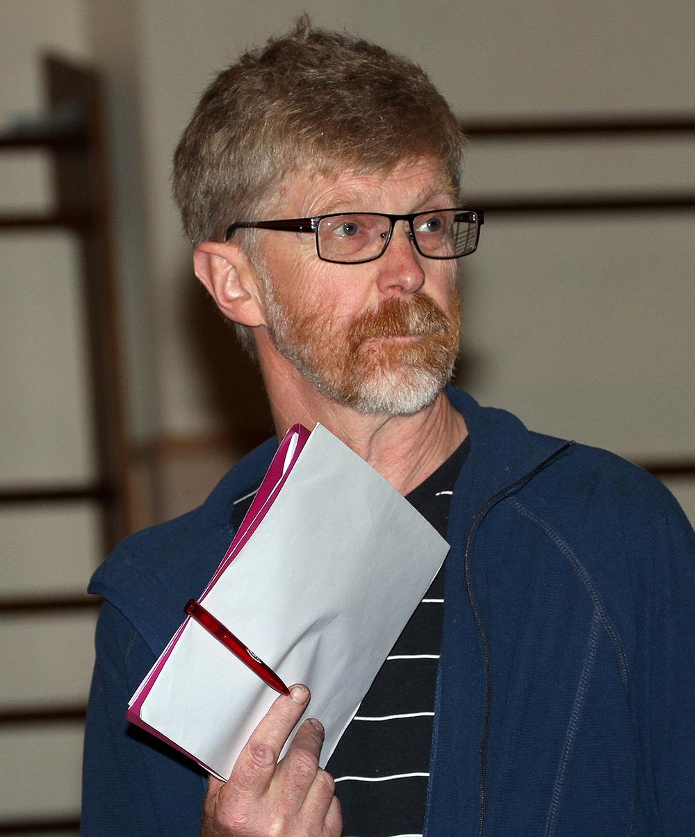 Lars Nesse, nemndsleder i Nordfjella/Fjellheimen og arrangør av jegermøtene i Aurland og Ål. Foto: A. Nyaas