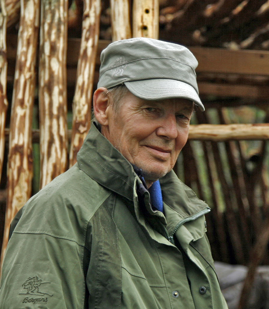 Arvid Jåma. Foto: Kjell Bitustøyl