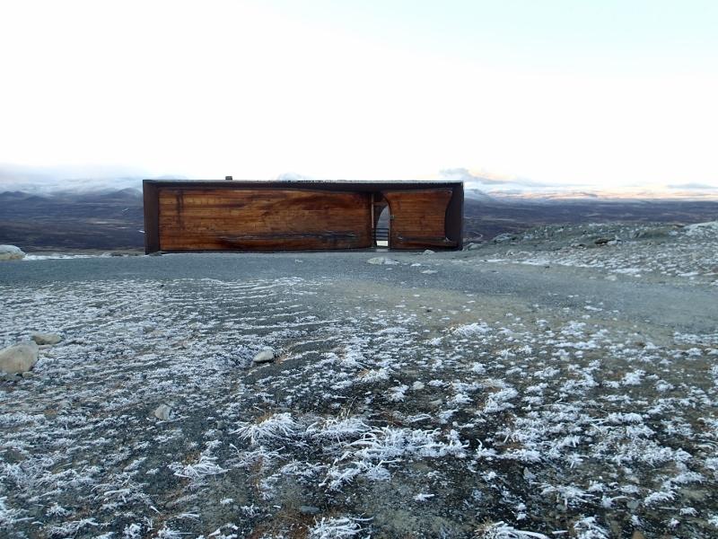 Vinteren banker på døra. Foto: Norsk villreinsenter nord
