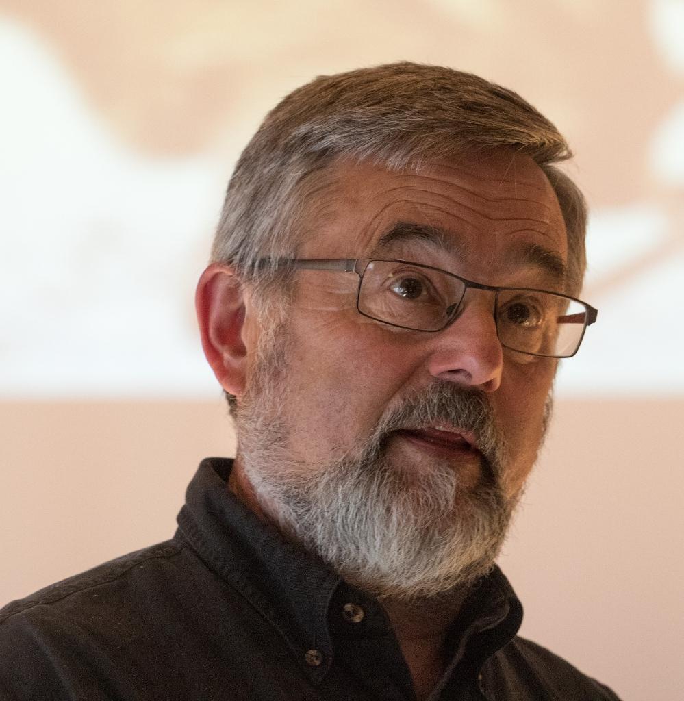 Sigurd Espeland, Mattilsynet. Foto: Kjell Bitustøyl