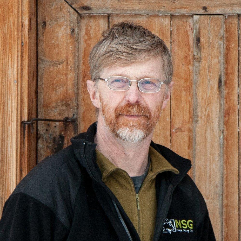 Lars Nesse, leiar i Nordfjella og Fjellheimen Villreinnemnd. Foto: Kjell Bitustøyl