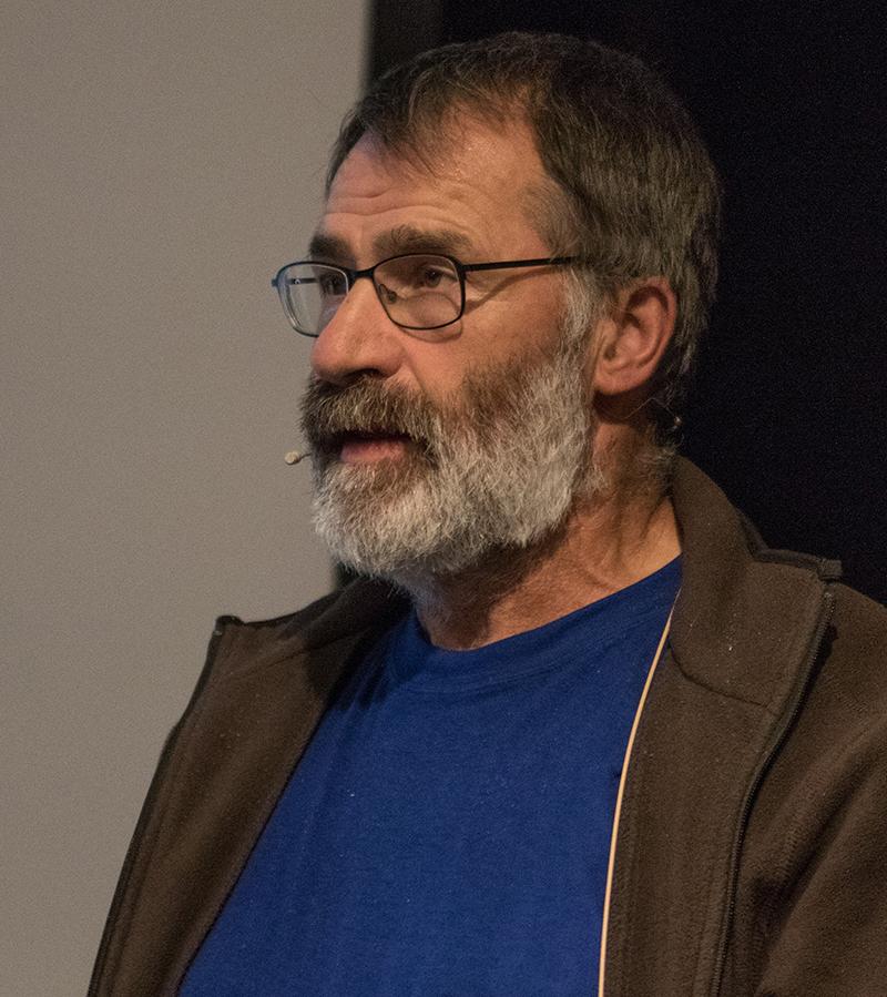 Vebjørn Håvardsrud. Foto: Kjell Bitustøyl