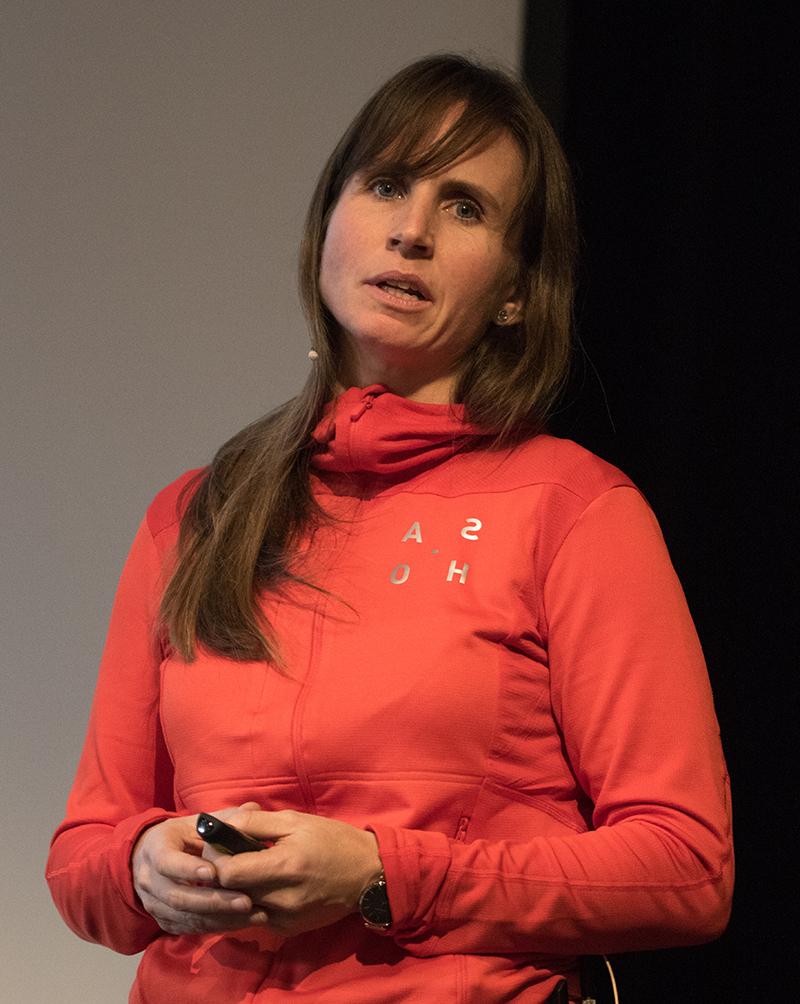 Siri Hafnor. Foto: Kjell Bitustøyl