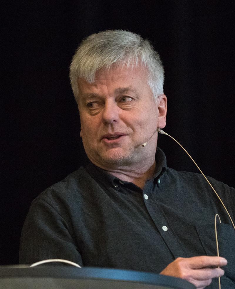 Stein Byrkjeland. Foto: Kjell Bitustøyl