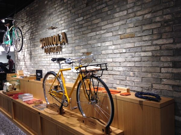 I love Shinola! Full marks for a great shopping experience !