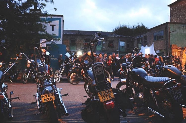 triumph harley davidson motorcycles