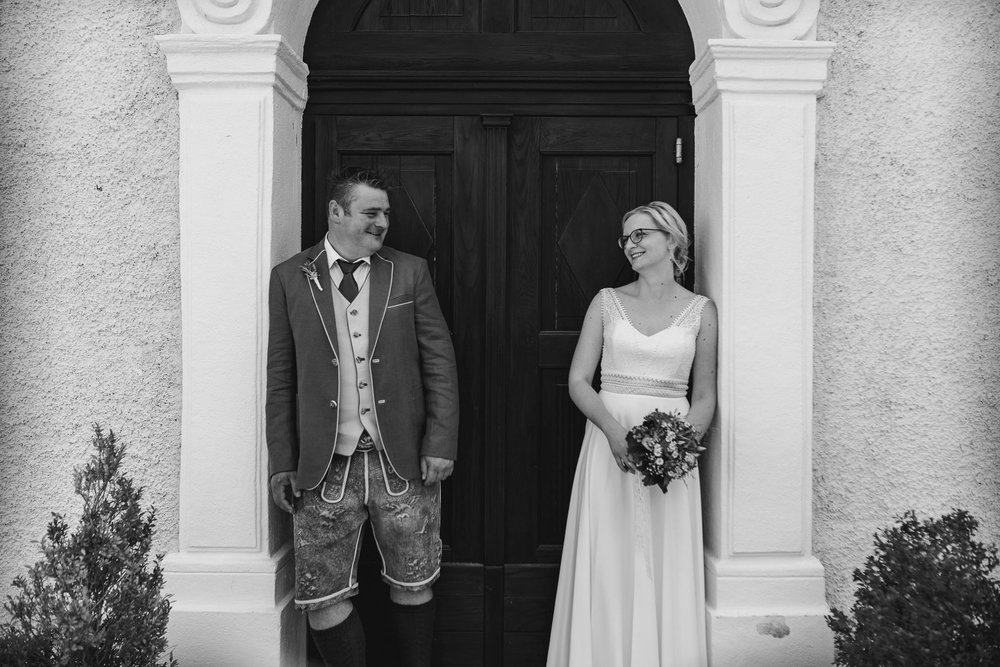 Brautpaar Schloss Mondsee Hochzeit Standesamt