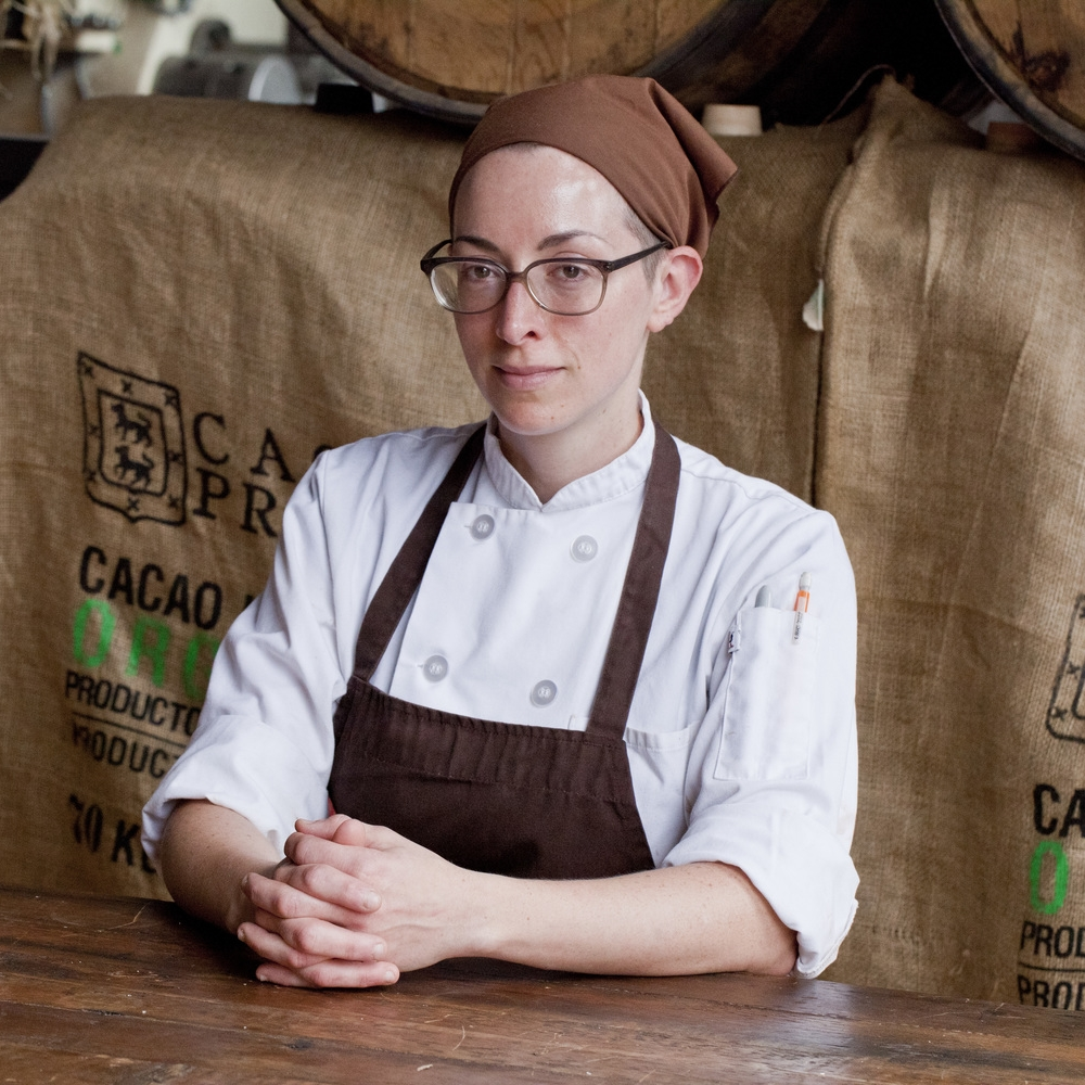 Jennie Muoio  | Assistant Chocolatier