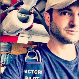 Daniel Preston, Director