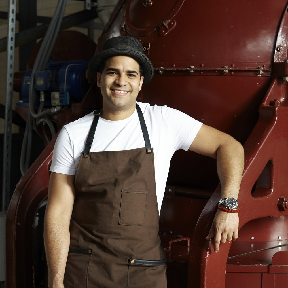Roger Rodriguez - VP & Head Chocolatier