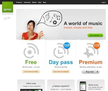 Spotify: No es perfecto pero se acerca