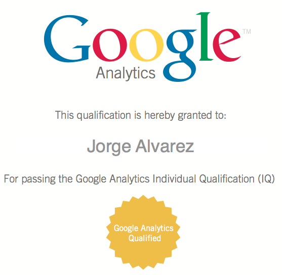 Analytics_certification
