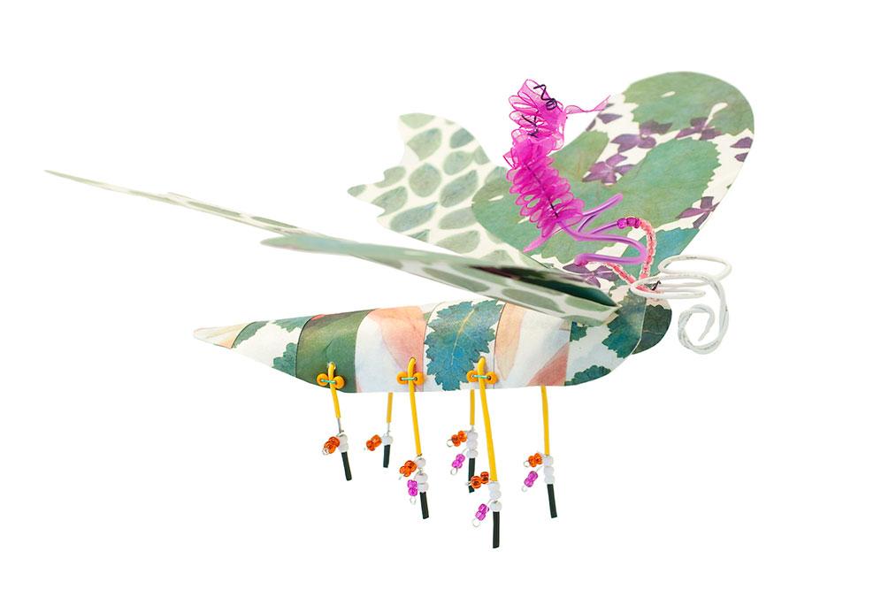 Flying Flower 1