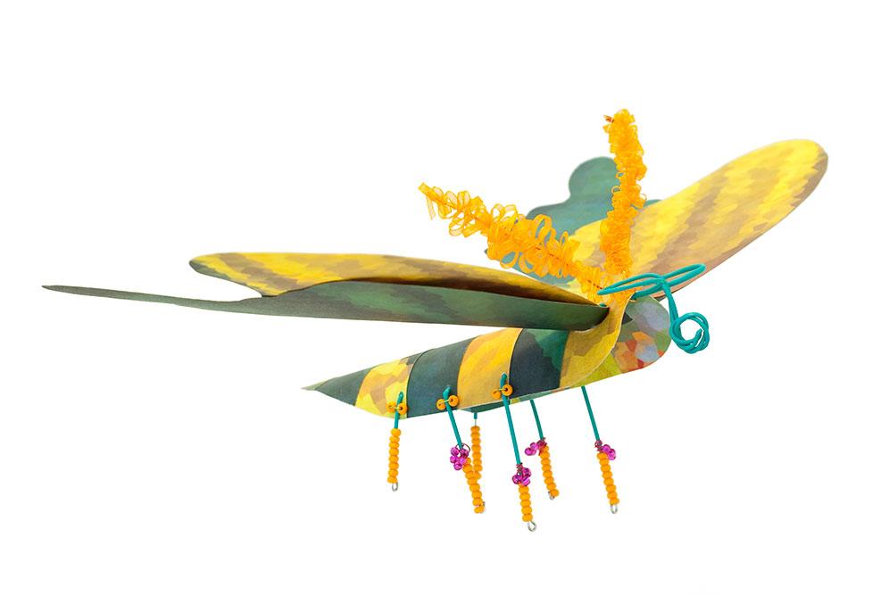 Flying Flower 3