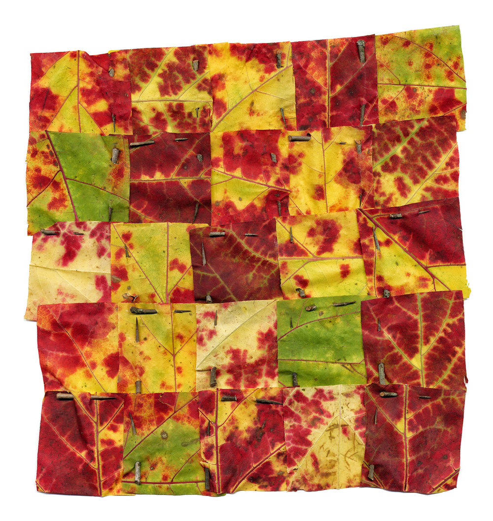 Maple Quilt #1