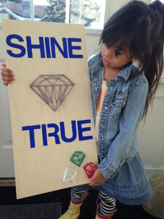 ~so proud of her work!