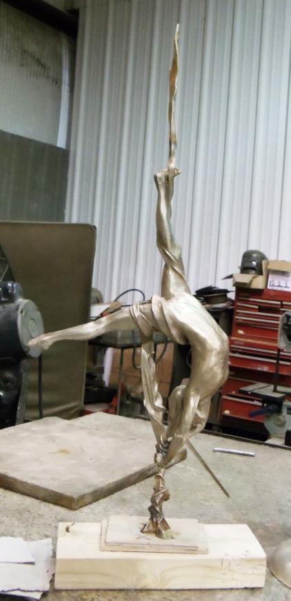 Ribbon Girl Raw Bronze 2.jpg