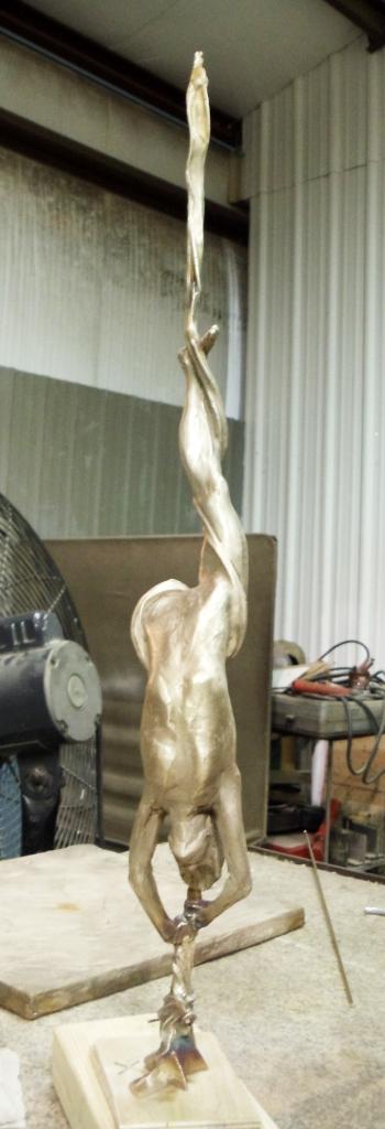 Ribbon Girl Raw Bronze1.jpg
