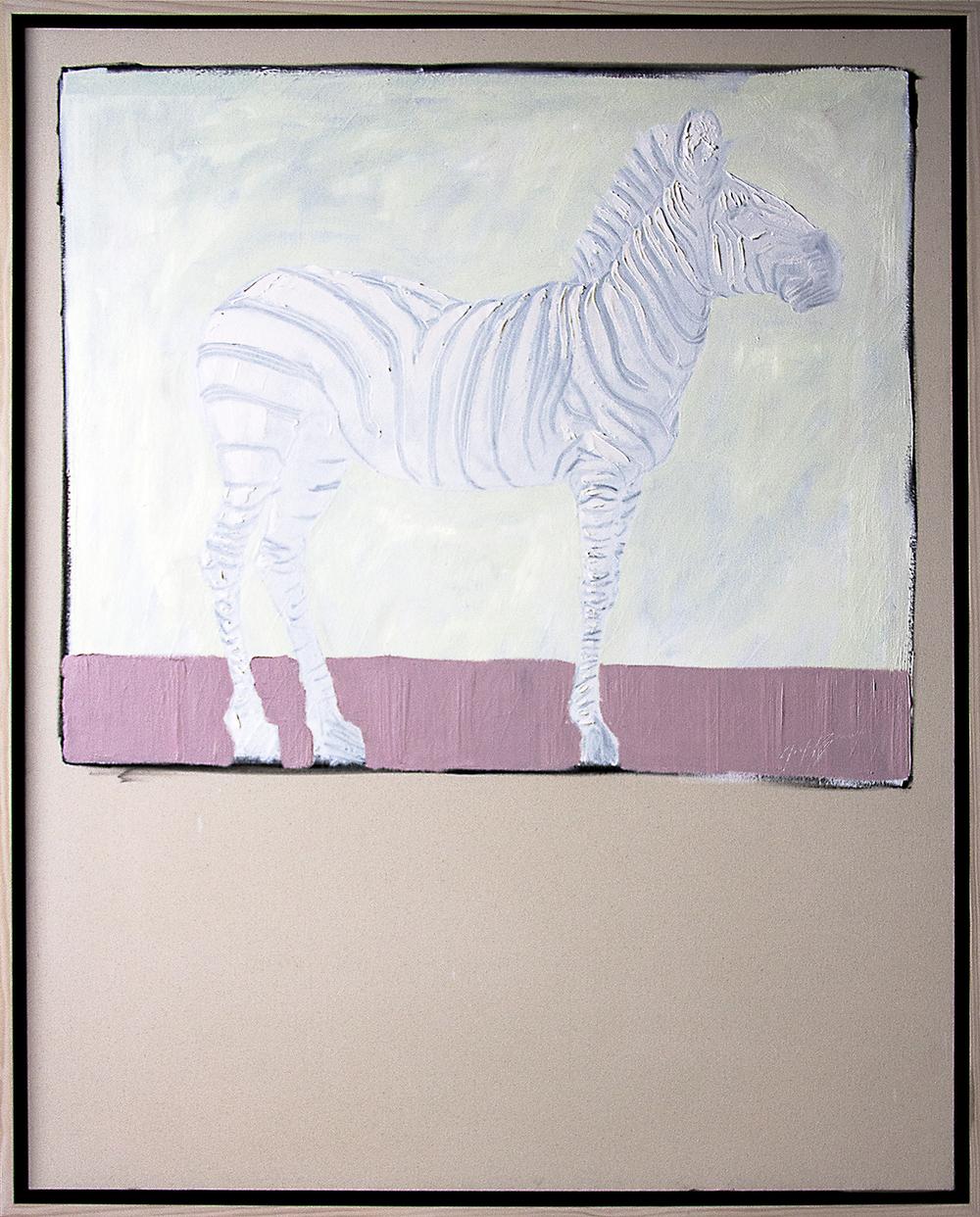 White Stripes, 48x60