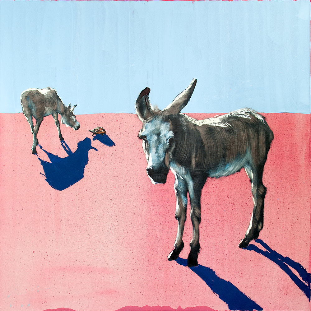 Encounter 2, 50x50, $3500