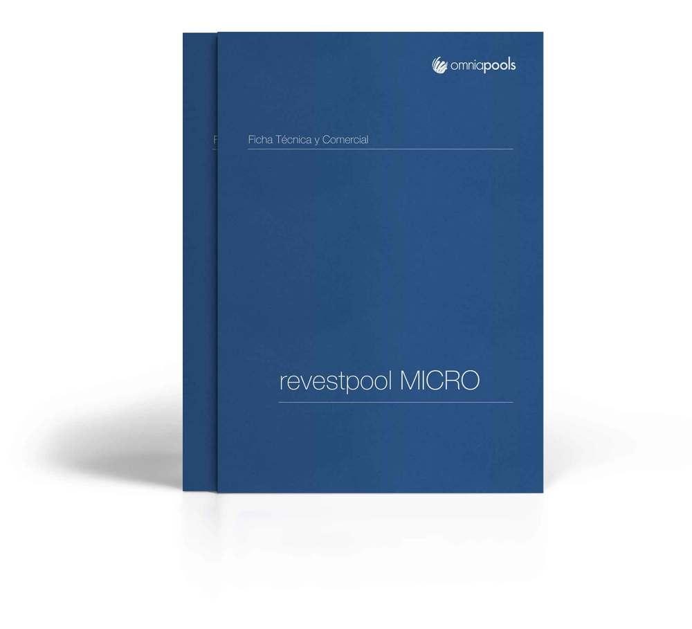 Construcción de piscinas de MICROCEMENTO con el sistema Revestpool MICRO
