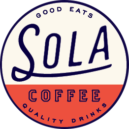 sola coffee pop up market