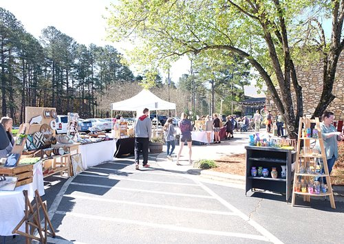 2019 Raleigh Fourth Saturday Spring Sola Pop-Up Market