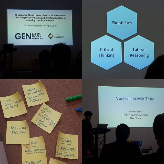 Unconference by @geninnovate When sharing knowledge is the key #newsmedia #medialiteracy #tools #digitalmedia #digitaleducation #geninnovate #innovation #brightpixel