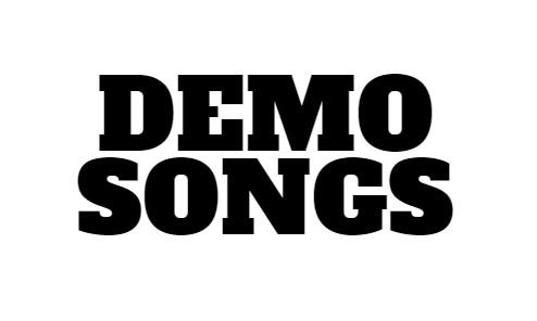 DEMO SONGS.jpg