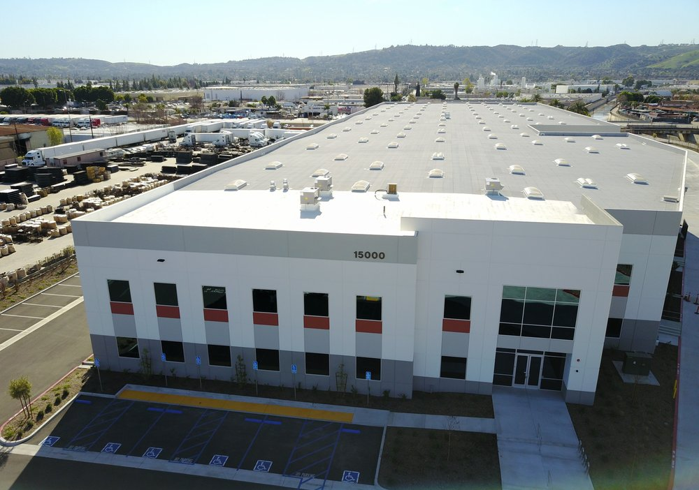 125,000 SF Nelson Ave., City of Industry