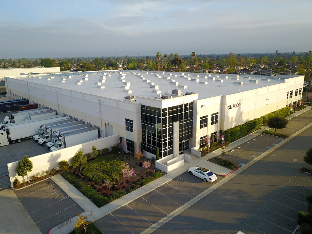 105,000 SF w/ 20,000 SF Freezer, City of Industry