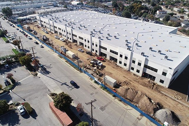 125,000 Square Foot Multi-Tenant Business Park with dock high loading at each unit and approximately 36,000 SF of office built out over 9 units. Construction scheduled for completion early Q2 2019 in the City of Alhambra in Los Angeles County.