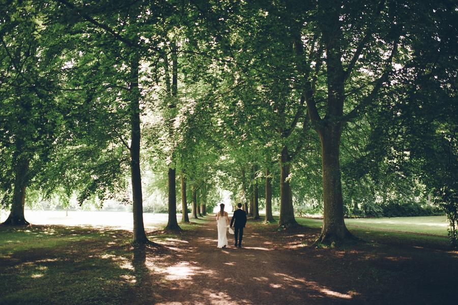Bröllopsfotograf slott