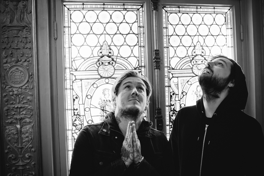 The Gaslight Anthem Interview Sweden