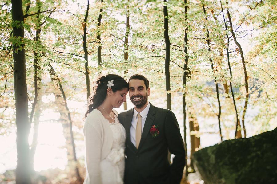 Höstbröllop Skåne