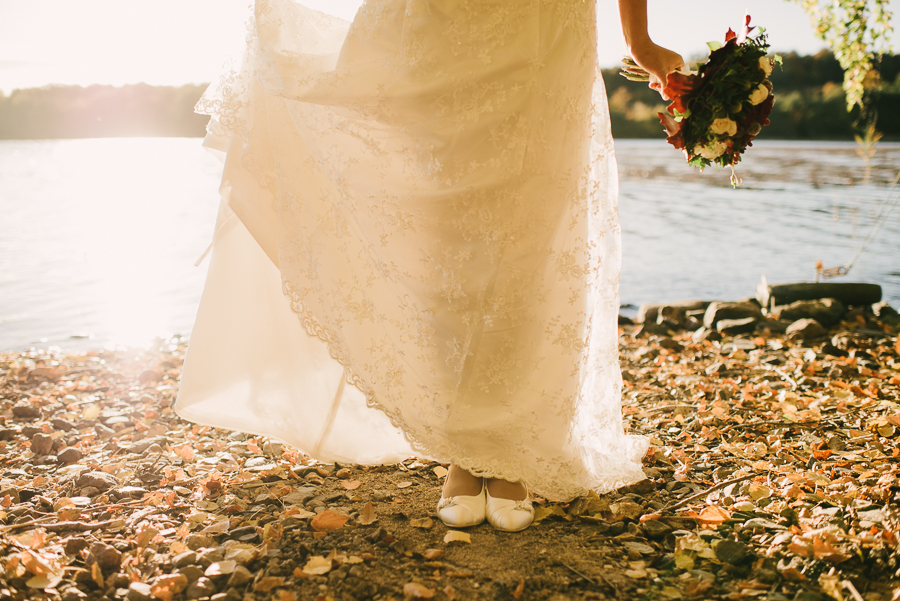 Bröllopsfotograf Skåne, Höst