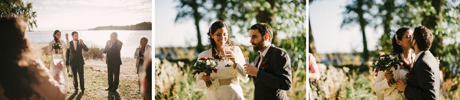 Oktober Bröllop