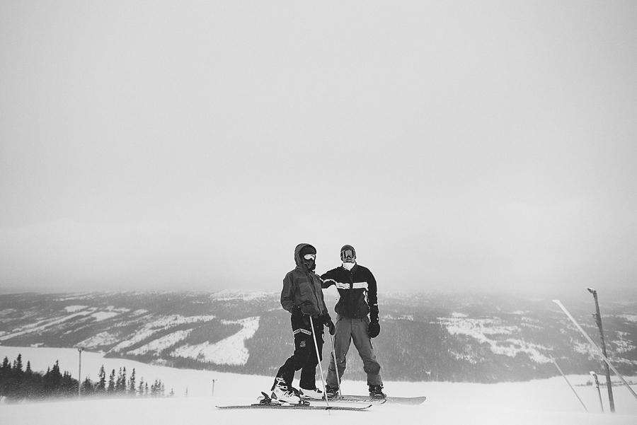 Skidor Åre