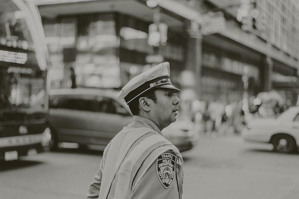 Polis New York