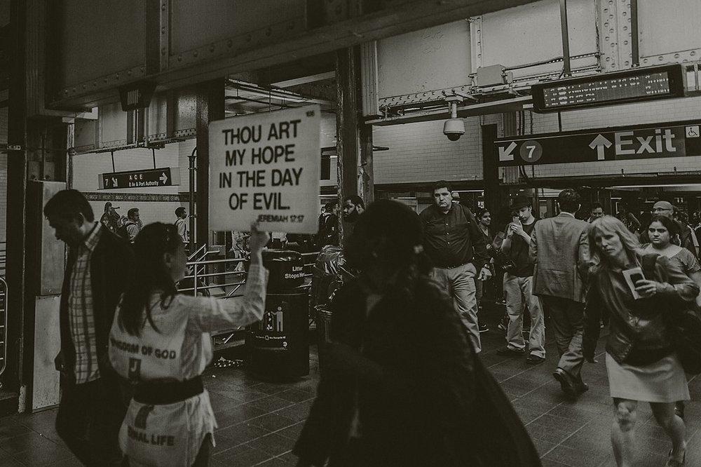Kristna i NYC
