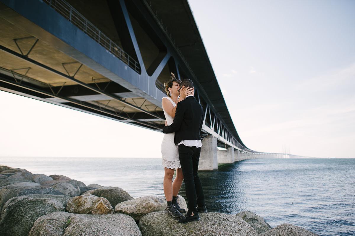 Bröllopsfotograf Köpenhamn