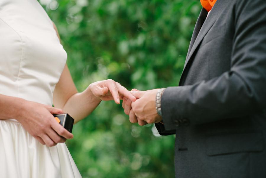 Ringar bröllop