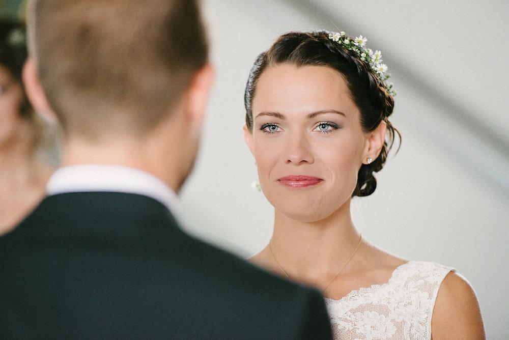 Bröllop i Hovs kyrka