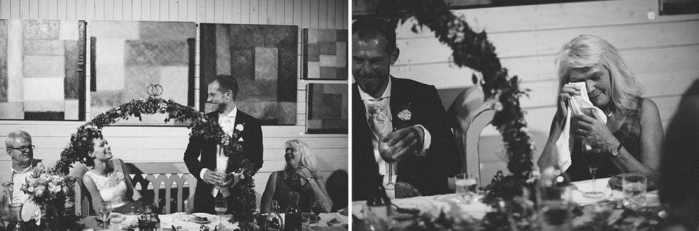 Tårar bröllop